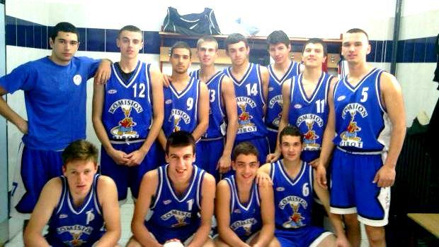 Juniori 2013-14