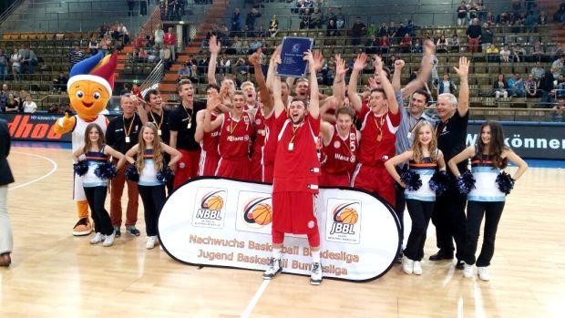 2 Lolin tim U-19 prvak Nemacke