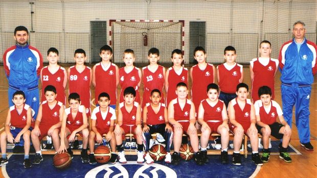 8 KK Pirot Minibasket 27.12.2014.