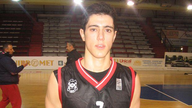 MVP Luka Vasic